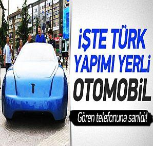 Türk Yapımı Yerli Araba