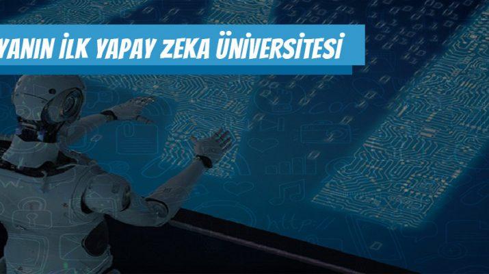 Dünyanın İlk Yapay Zeka Üniversitesi