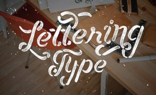 font-lettering-type