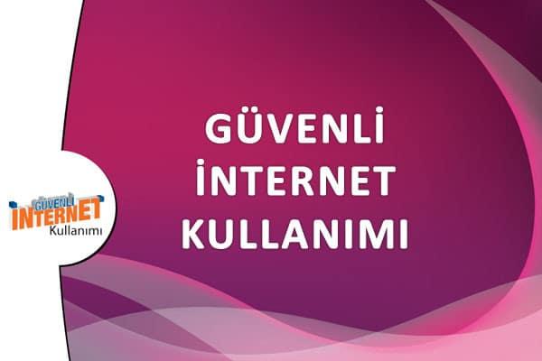 güvenli internet kullanımı ppt