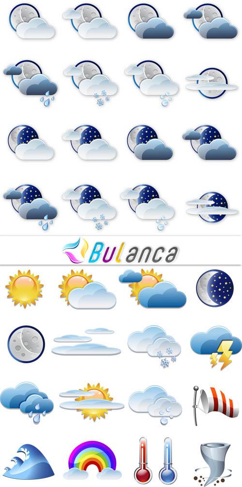 Hava durumu simgeleri hava durumu simgeleri resim