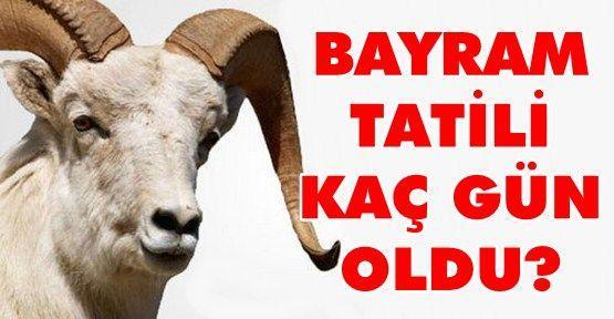 bayram tatili 2014