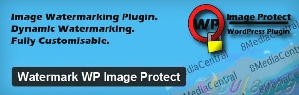 watermark wp image protect