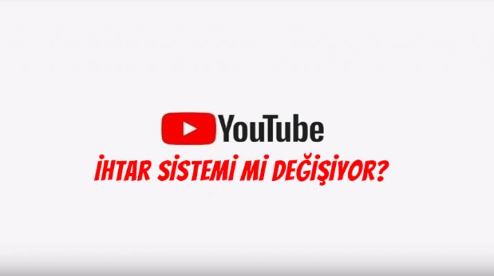 youtube ihtar sistemi